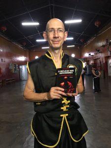 Shifu Erich e seu Livro